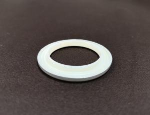 Kruh do záclony odstínu:
