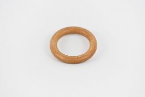 Krúžok drevený farba – jelša
