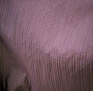 """Záves dekoračný mertážový """"Francesca"""" fialový"""