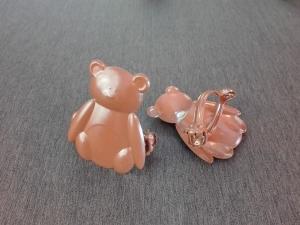 Dekorační žabka kroužek do detského pokojíčku barvy: