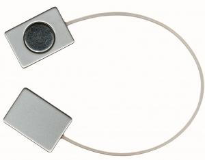 Dekorační magnetka na záclonu
