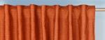 Záclona bíla s modrým vzorem metrážová voál 12145 05 L