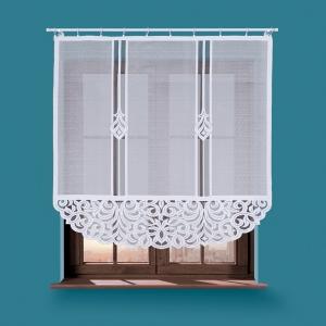 "Hotová záclona žakár ""Zuriel 2"" výška: 150 šírka: 150cm"