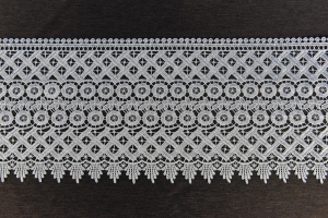 Béžová krajka šířky: 24cm typ