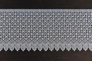 Béžová krajka šírky: 24cm typ
