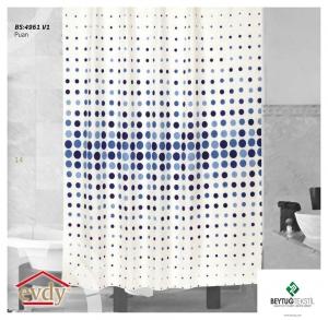 Hotový kúpelňový závěs rozměru: 180 × 200cm