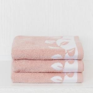 """Frottír törölköző vagy fürdőlepedő """"rózsaszín"""""""