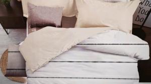 "Obliečka bavlna ""VERONA"" rozmerov: 70cm×90cm (2ks) + 140cm×200cm (2ks)"