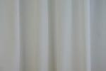 "Záclona metrážová svetlohnedý voál se zátežovým olůvkem ""Canberra 50"""