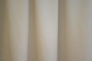 "Záclona metrážová svetlohnedý voál se zátežovým olůvkem ""Canberra 54"
