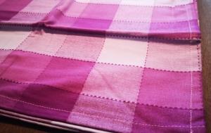Dekoračný obrus rozmerov retro fialový: 120 x 140cm