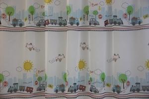 Záclona metrážová pro děti