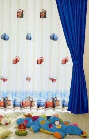 Hotová záclona pro děti