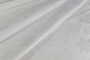 Damaszt ágyneműhuzat, fehér mértei: 70cm×90cm(1db)+140cm×200cm(1db)