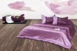 """Prehoz bavlna / polyester """"Orchidea"""" rozmerov: 210 × 240cm"""