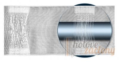 Řasící stuha šířky: 10cm