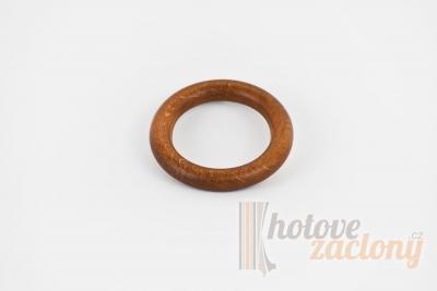 Dřevěný kroužek odstíň: