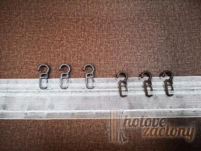 Balení řasící stuhy šířky: 5cm