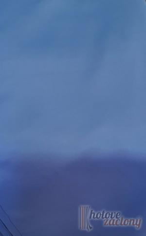 Black - out závěs modrý 1ks výška: 170, šířka: 140cm