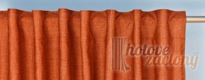 Záclona metrážová kreš Krémová