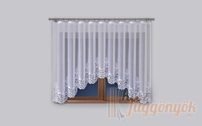 """Jacquard, fényáteresztő készfüggöny """"Konfekció"""" ablak vagy ajtó"""