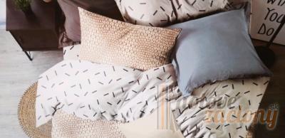 """Obliečka bavlna """"VERONA Candy"""" rozmerov: 70cm×90cm (2ks) + 140cm×200cm (2ks)"""