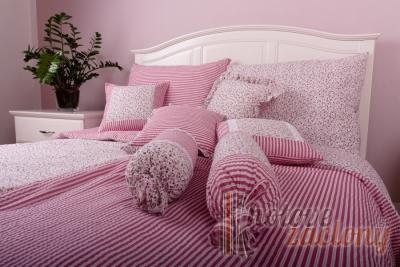 """Obliečka bavlnená """"Kytička rúže """"70cm×90cm (2ks) + 140cm×200cm (2ks)"""