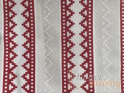 Vianočná látka bavlna 2