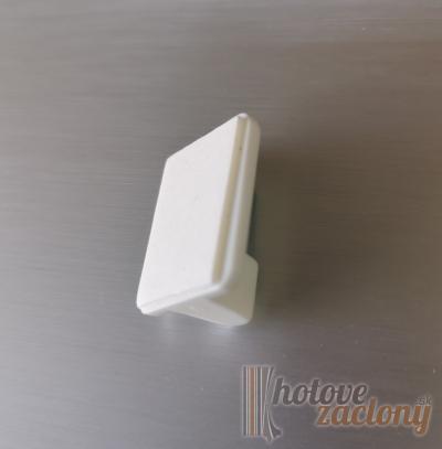 Biely držiak vitrážnej palice