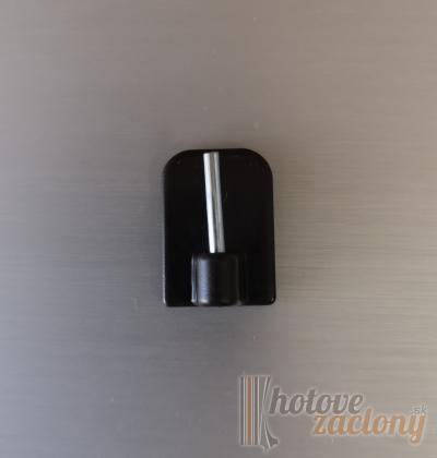 Hnedý držiak vitrážnej palice
