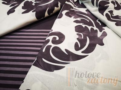 """Obliečka bavlnená """"Kamila"""" rozmerov: 70cm×90cm (2ks) + 140cm×200cm (2ks)"""